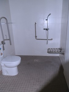 Baño reformado